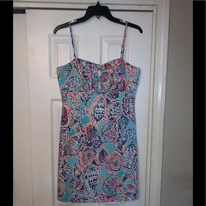 Lilly Pulitzer Petra Shell About Me About It Dress